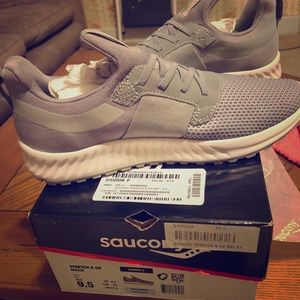 Saucony stretch and go breeze